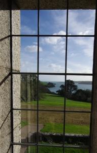 Bosloe window view