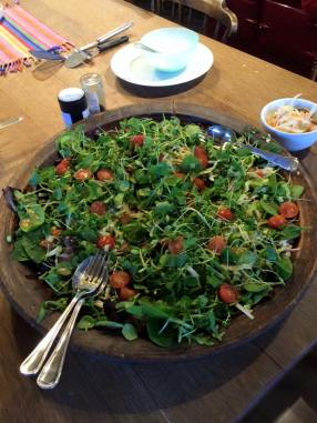 Amy's amazing salad